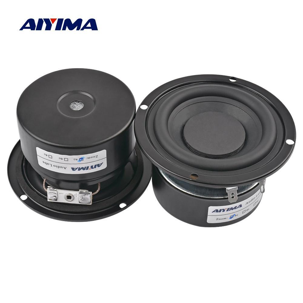 2.5 8 Ohm Altavoz full-range de 6.5 cm