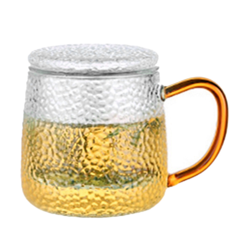320Ml High Borosilicate Glass Coffee Cup Mug Flower Tea Glass Cups For Hot And Cold Drinks Tea Cup Perfect Gift|Teaware Sets| |  - title=