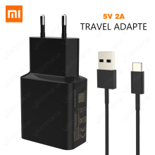 Xiaomi Original EU Charger 5V/2A Travel Charging Adapter For Mi 4C Max 2 Redmi Note 3 4 pro 4X 5 5S Type C Micro USB Data Cable