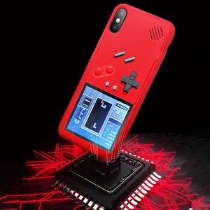 Image 3 - Capa retrô de jogos para samsung note 10 s10 plus, huawei p30 mate 20 pro mate 30 p smart 2019 capa de gameboy tetris etui