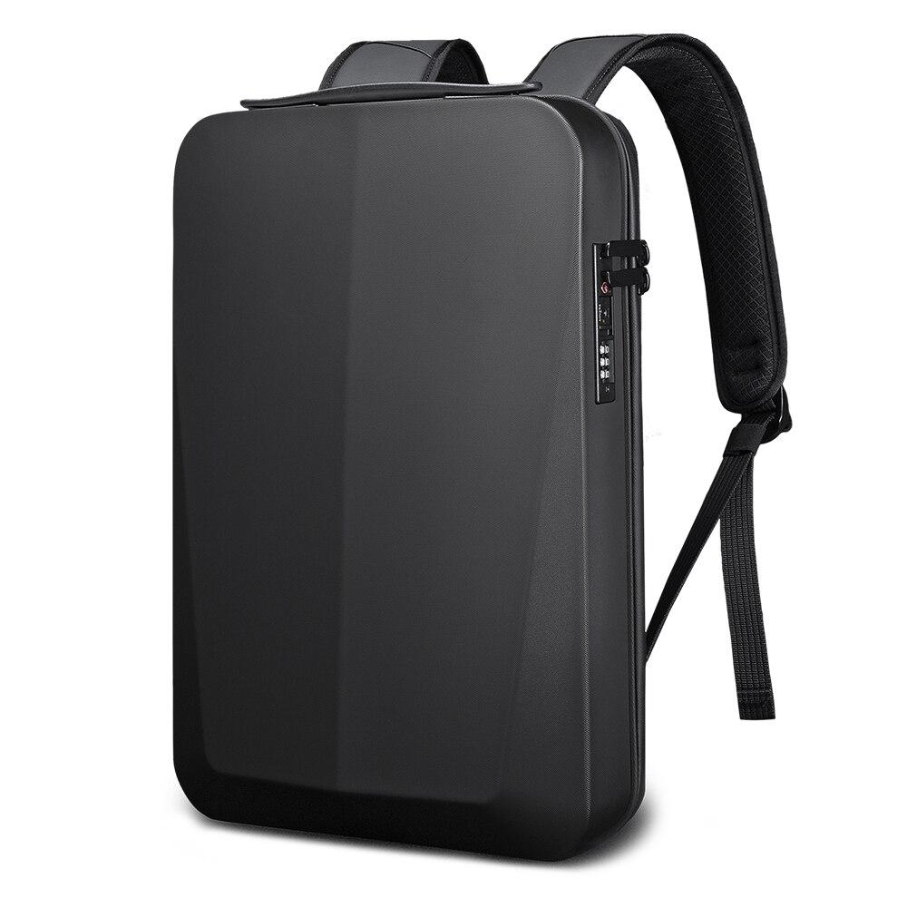Bange novo negócio mochila usb anti-roubo computador saco grande capacidade 15.6 Polegada portátil bagpack masculino elegante à prova dwaterproof água
