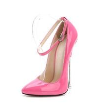 2020 16 Cm Heels Women Sexy Pumps Shoes Super High Heels Point Toe Pumps Shoes Popular Super High Heels Pumps WZ