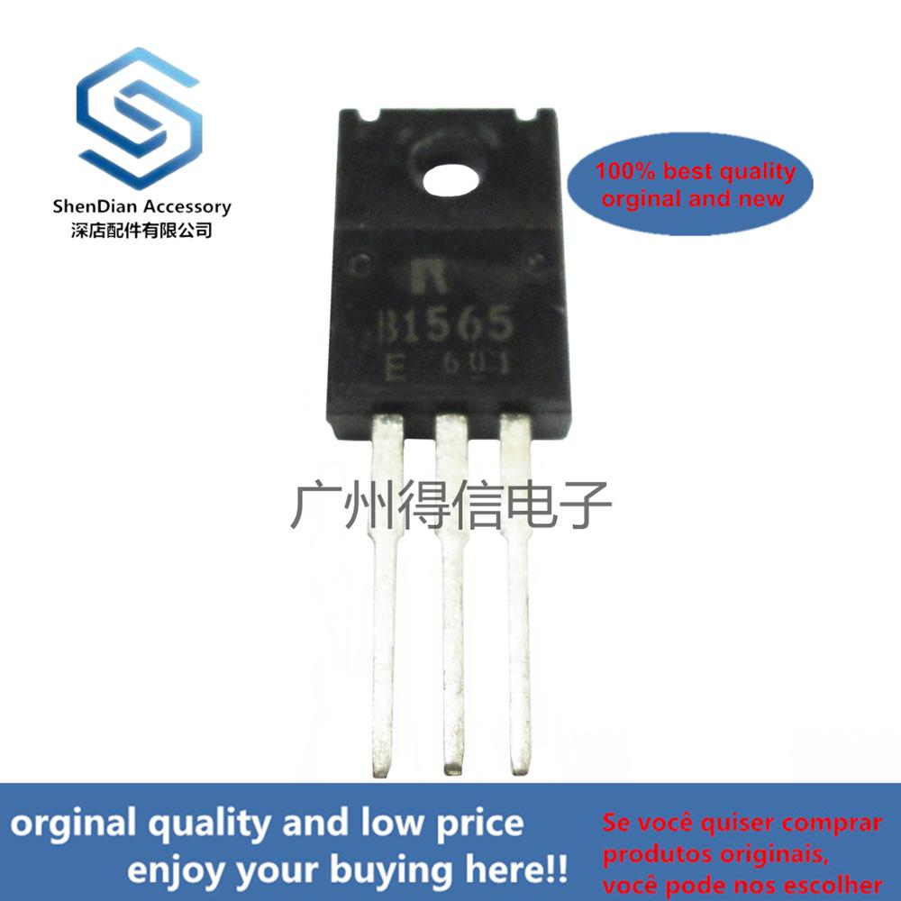 10pcs 100% Orginal New 2SB1565E B1565 TO-220 Real Photo