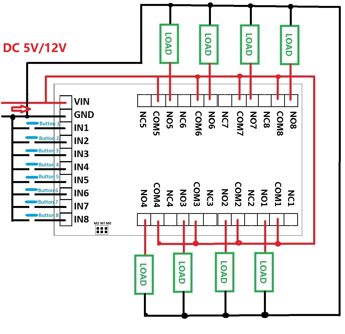 Big SaleªFlip-Flop-Latch Infrared-Control-Delay-Relay-Module VS1838 5V 12V Multi-Function Bistable