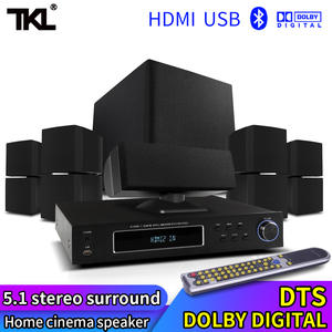 TKL Home-Theater-Equipment Surround-Sound Audio Bluetooth Professional 3D