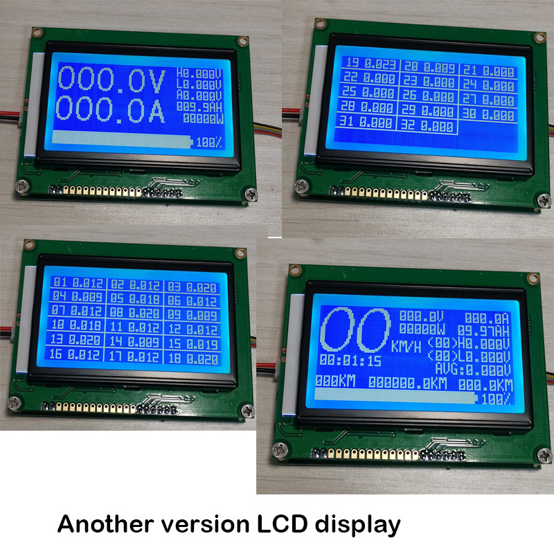 Image 3 - 10S TO 24S Lifepo4 li ion Lithium Battery protection 70A/100A/150A/200A/300A smart bms Bluetooth LCD display 12S 13S 14S 16S 20SIntegrated Circuits   -
