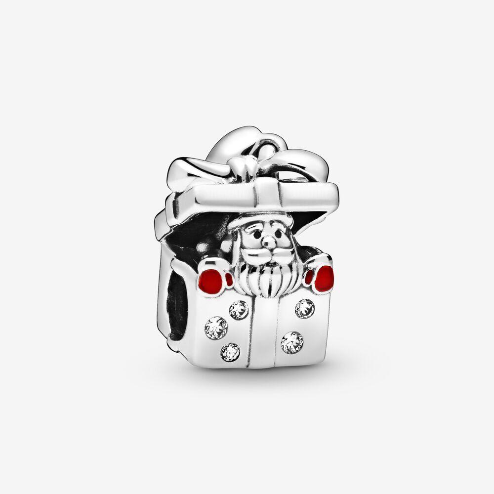 38Santa in a Giftbox Charm1