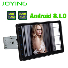 JOYING 9Head Unit Android 8.1 Universal Car Radio Stereo Autoradio 2GB+32GB Octa Core WIFI GPS Multimedia Player Built-in DSP joying 10 1 touch screen 2 din android 8 0 car radio px5 octa core 2gb 32gb gps navigation video out stereo audio fm am wifi