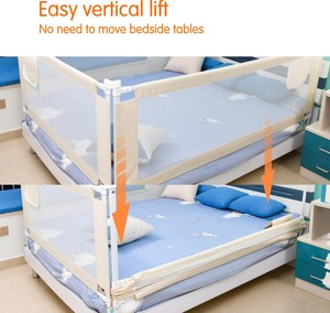 Image 5 - baby playpen bed safety rails for babies children fences fence baby safety gate crib barrier for bed kids  for newborns  infants