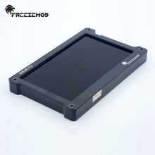 Data-Monitor Computer Housing. FREEZEMOD All-Metal DNJK-T3 7-Inch Hard-Screen IPS