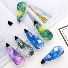 Star correction tape Corrector de cinta a prueba de agua Kawaii lindo dibujos animados decorativo school supplies carpal tunnel medical wrist joint support brace support pad sprain forearm splint for band strap protection safe wrist support