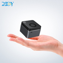 Xcy bolso mini pc intel celeron n4100 6gb/8gb ddr4 128gb m.2 ssd 2.4g/5.0g wifi bluetooth 4.2 hdmi 2.0 4k 60hz USB-C windows 10