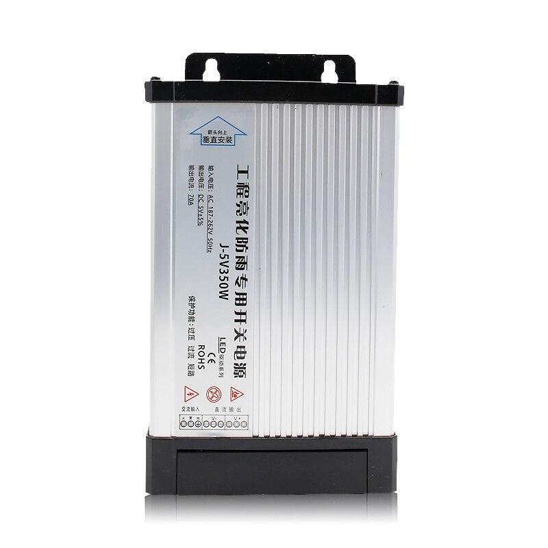 AC DC Transformator Regendichte Outdoor 220V 110V ZU 5V 12V 24V AC ZU DC LED fahrer Netzteil 12 24Volt 5A 8,5 EIN 12,5 EIN 16A 20A 25A
