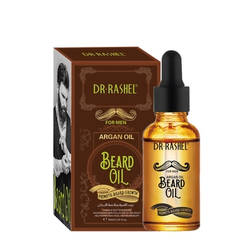 30ml Beard Wax Leave-In Conditioner Natural Groomed Growth Beard Oil Men Avoid Beard Hair Loss Products 1