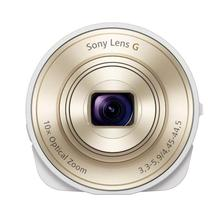 USED Sony DSC-QX10/B Smartphone Attachable 4.45-44.5mm Lens-Style Camer