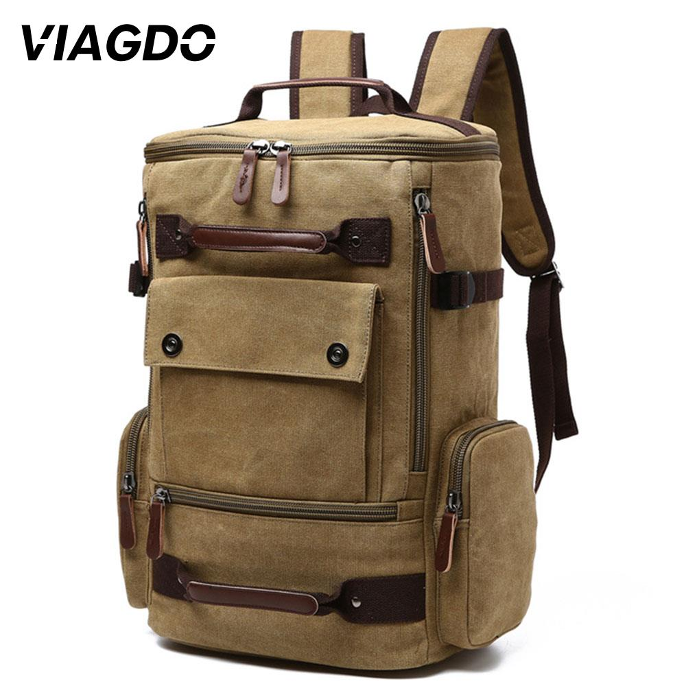 Current Package Computer Bag Carrying Case Shopping Storage Accessories Laptop Backpack Shockproof Canvas Wear-Resistant