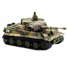 Car-Toy Car-Charging Remote-Control-Tank Tiger German Mini Intelligence-Toys Children's