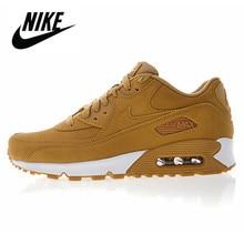Nike-Zapatillas para correr NIKE AIR MAX 90, auténticas, resistentes, 3