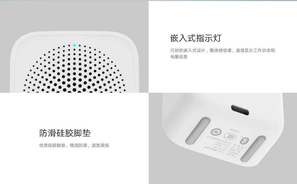 Xiaomi lanza un nuevo altavoz bluetooth que alberga funciones con XiaoAI