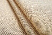 Tecido de bordado aida 14st 14ct ponto cruz lona pano creme brilho brilhante ouro dourado