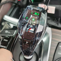 For BMW 3 series X5 X6 X7 Z4 2019-2020 Car Interior Crystal Handlebar Gear Shift Performance LHD RHD Accessories