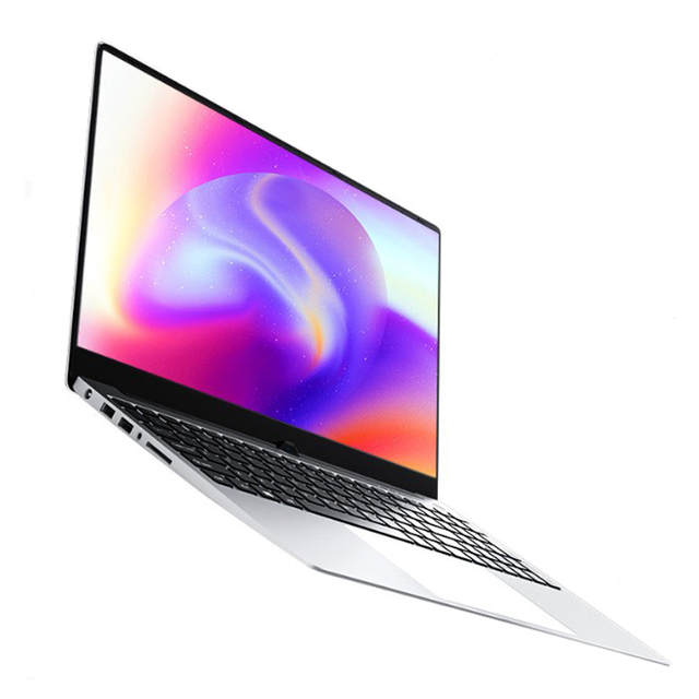Cheap Gaming Laotop  15.6 Inch Intel Core I7 I5 8GB 1TB  SSD 128GB/256GB Windows 10 Netbooks Laptop Computer 2