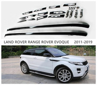 For LAND ROVER RANGE ROVER EVOQUE 2011 2019 Roof Rack Luggage Racks Bar Screw Installation High Quality Accessories