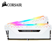 3000mhz Memory Corsair Vengeance Ddr4 Pc4 Kit-White DIMM Dual-Channel 16GB Rgb Pro 2X8