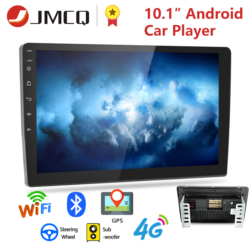 2din 10Inch Android 8.1 Car Radio Multimedia Player Universal Auto Stereo GPS Navigation For Volkswagen Toyota Honda Nissan CR-V