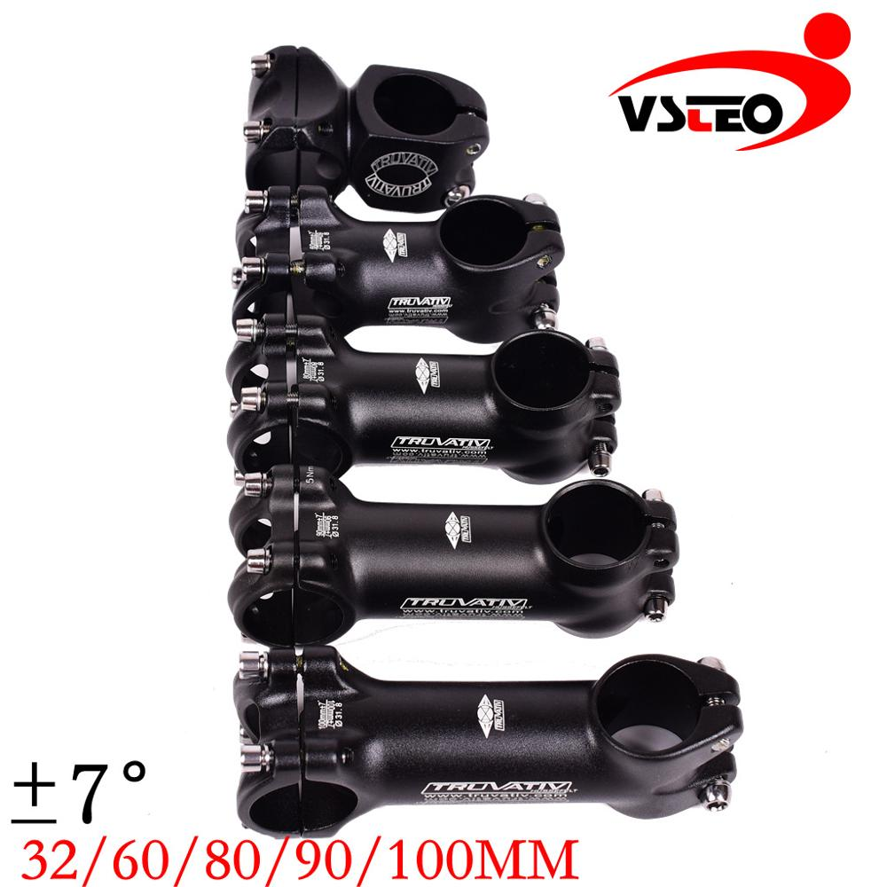 ZTTO 31.8*28.6mm Bike Stem 32//60//80//90//100mm Light MTB Road Bike Handlebar Stem