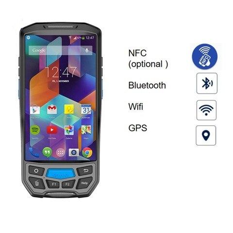 camera nfc rugged handheld pda android pos