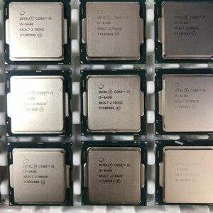 Image 2 - Intel Core i5 6400 2.7 GHz dört çekirdekli dört iplik CPU İşlemci 6M 65W LGA 1151