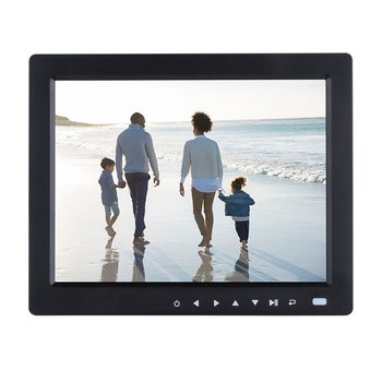 DPF-1040T Picture Frame 10 inch Electronic Digital Photo Frame IPS Display with IPS LCD 1080P MP3 MP4 Video Player