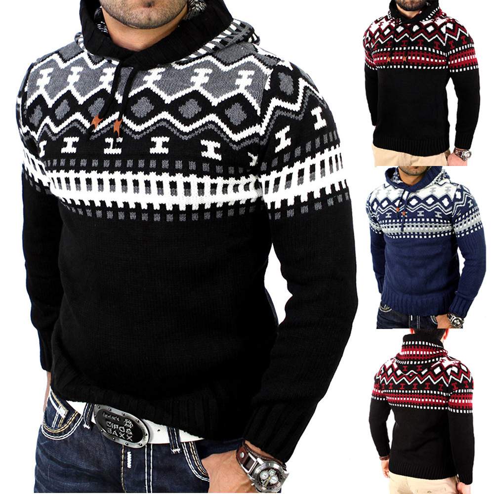 Men's Sweaters, Autumn And Winter Clothes, Men's Jackets, Sweaters, Warm Winter Clothes, Men's Clothes, Mens Christmas Sweater