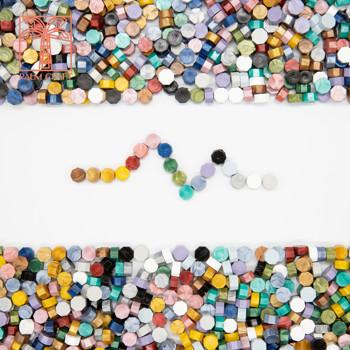 100 sztuk mieszane pieczęć pieczęć woskowa fasola pieczęć koraliki dla vintage craft koperta ślubna woskowa pieczęć pieczęć woskowa starożytny pieczęć wosk podejmowania tanie i dobre opinie CN (pochodzenie) Pieczątka standardowa Metal Ślub wax stamp wax seal wax beads stamp ealing wax beads weeding wax seal beads