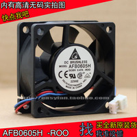 Original Delta 6CM 6025 AFB0605H 5V 0.47A USB cooling fan double ball bearing 60×60×25mm cooler|Fans & Cooling| |  -
