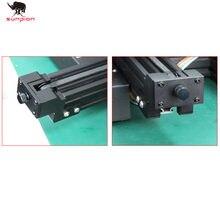 Piezas de impresora 3D, tensor de cinta síncrona de eje Y 4040, enderezador elástico para impresora Creality Ender- 3PRO Ender-3v2