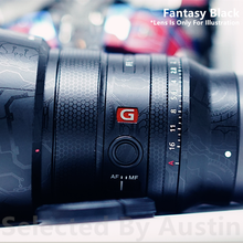 Aufkleber Haut Wrap Abdeckung Schutz Für Kamera Haut Sony FE 24 1,4 GM Anti scratch