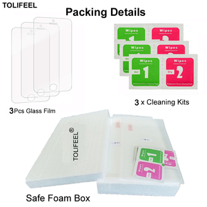 Image 5 - 3PCS TOLIFEEL 9H Premium Gehard Glas Voor Sony Xperia XZ1 Compact Mini Screen Protector Beschermende Film Voor Sony xperia XZ1