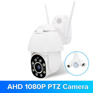 1080P PTZ WIFI Camera 2MP Auto Tracking Waterproof CCTV Home Security IP Camera 4.0X Digital Zoom Speed Dome Wireless IP Camera