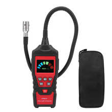 Gas-Analyzer Combustible HT601A Portable Flammable LED