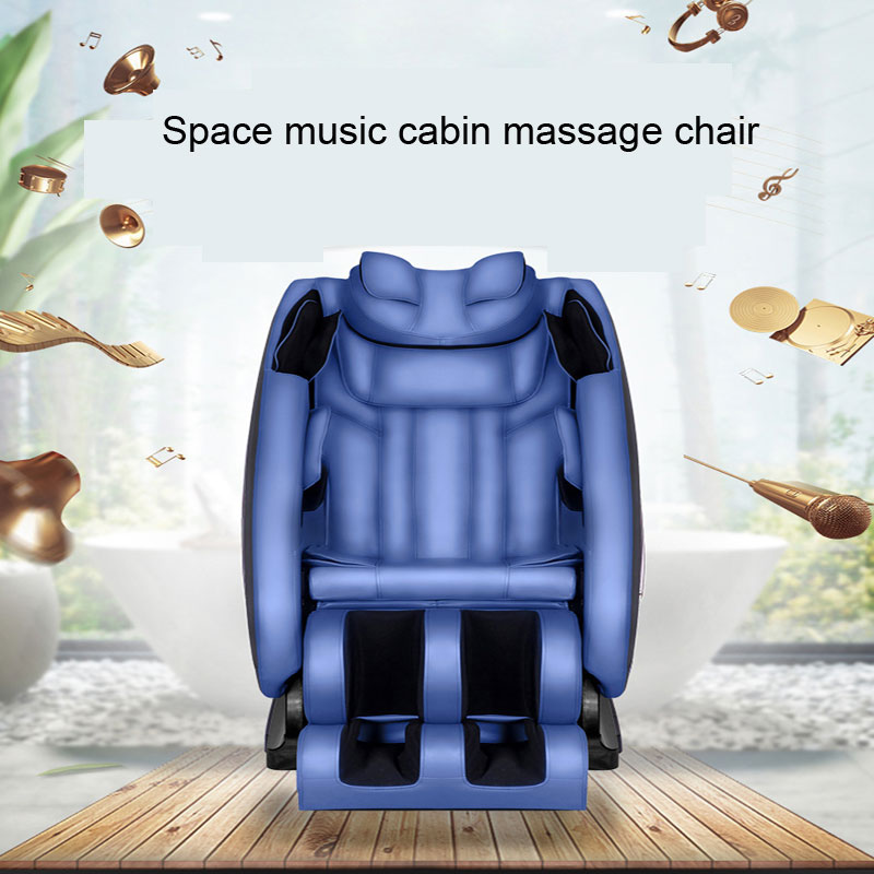 1.8D Massage Hand Without Rail Electric Massager Home Sharing Leisure Sutomatic Luxury Massage Chair 150W(China)