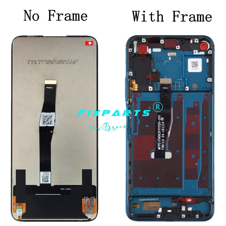 Nova 5T LCD Display