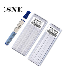 PV şerit sekme tel güneş hücreleri Connet Tab bara DIY bağlantı şerit GÜNEŞ PANELI bakır kaplama lehim bandı akı kalem