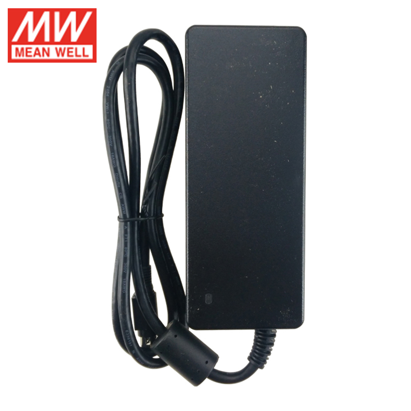 Desktop Industrial Adapter 18W 18V 1A GST18B18-P1J Meanwell AC-DC SMPS GST18B Series MEAN WELL Switching Power Supply