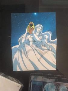 Image 4 - KOMIK KULÜBÜ Aziz Seiya Bez Efsane Kova Camus Cygnus Hyoga Kar Tanesi özel efektler