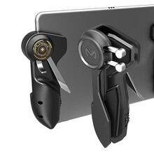 زوج جديد من ألعاب الألعاب الفائقة ذات ستة أصابع للعبة PUBG الخاصة بأجهزة iPAD اللوحية التي تعمل بنظام تشغيل أندرويد وios ألعاب الألعاب