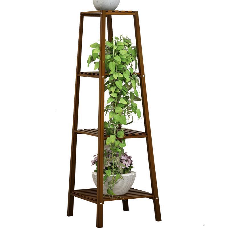 Standi Estante Pot Estanteria Para Soporte Plantas Interior Suporte Flores Indoor Balcony Rack Outdoor Stand Flower Plant Shelf|Plant Shelves| |  - title=