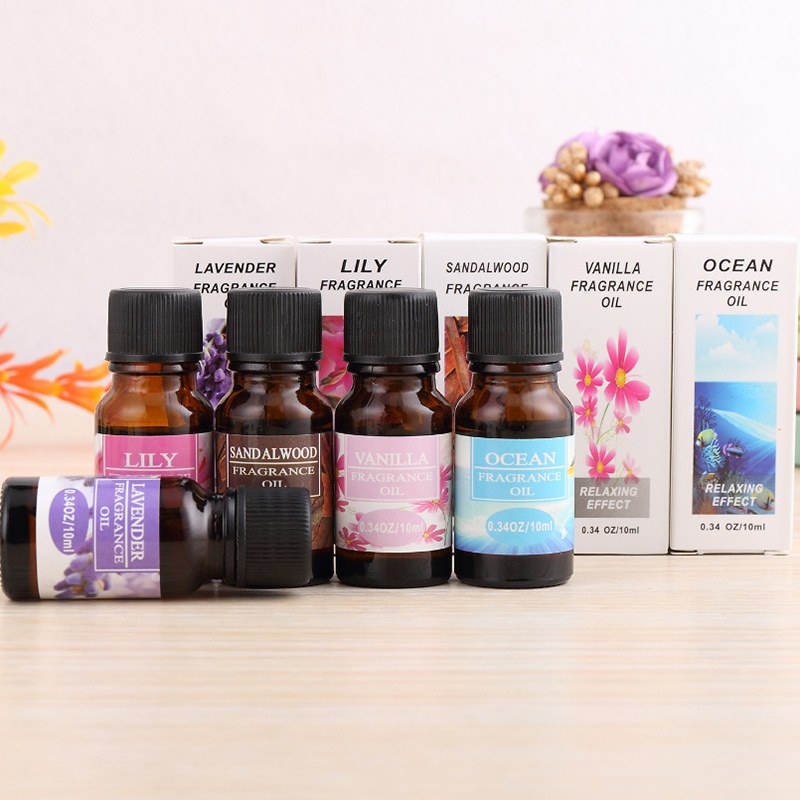 Gel Candles Fragrance Oil Perfume Relaxation Perfumes Natural Oil Diffuses Clean Furniture Brand New