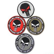 Вышивка 3d вышивка в полоску значок Военная Униформа Тактический
